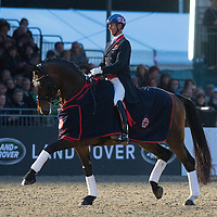 CDI3* FEI Dressage Grand Prix Freestyle - Royal Windsor Horse Show 2015