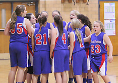 12/09/15 RLBMS at Buckhannon Upsher Middle JV Girls Basketball