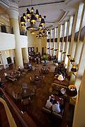 Park Hyatt Hotel. The lobby.