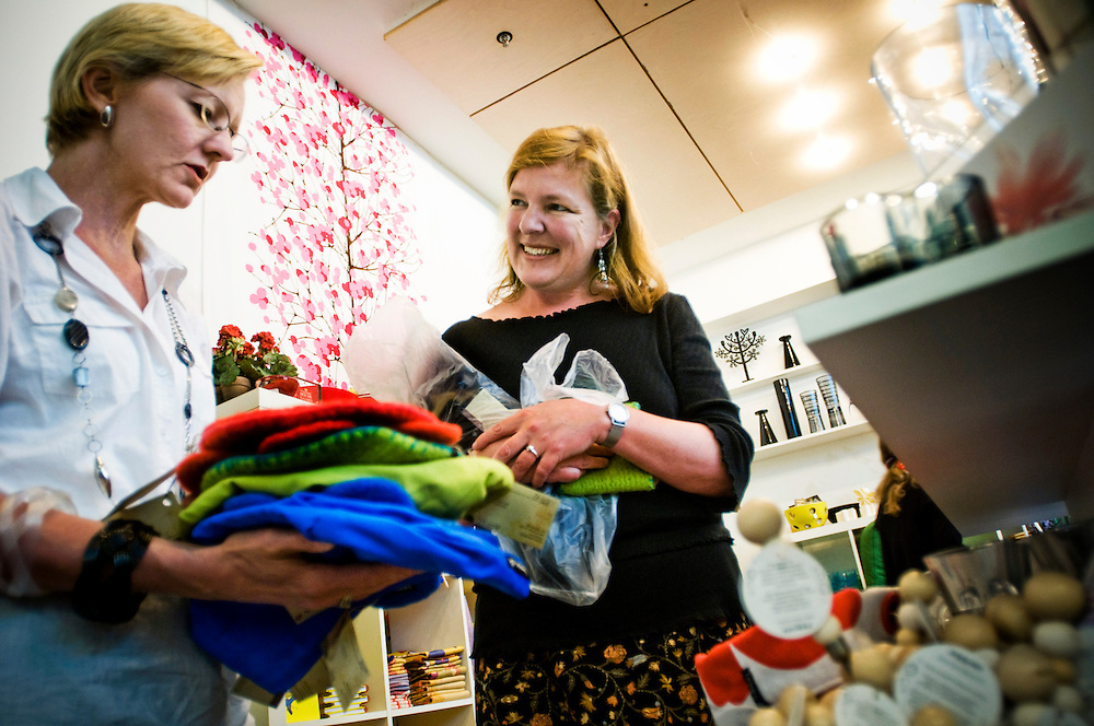 Scandinavia House - Berit Nagly selling danish design to retailers in New York City