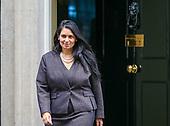 Britain Gov Reshuffle | Feb 13, 2020
