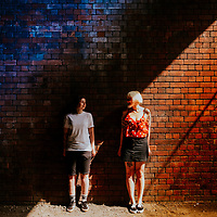 I Still Got Love for the Streets ~ Eliza & Emma's Holbeck, Leeds Engagement Shoot