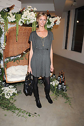 JACQUETTA WHEELER at the Quintessentailly Summer Party at the Phillips de Pury Gallery, 9 Howick Place, London on 9th July 2008.<br />