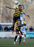 FODBOLD: Kasper Povlsen (Hobro IK) under kampen i NordicBet Ligaen mellem FC Helsingør og Hobro IK den 23. april 2017 på Helsingør Stadion. Foto: Claus Birch