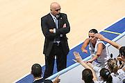 DESCRIZIONE : Bologna Qualificazione Eurobasket Women 2009 Italia Polonia <br /> GIOCATORE : Giampiero Ticchi <br /> SQUADRA : Nazionale Italia Donne <br /> EVENTO : Raduno Collegiale Nazionale Femminile<br /> GARA : Italia Polonia Italy Poland <br /> DATA : 30/08/2008 <br /> CATEGORIA :  <br /> SPORT : Pallacanestro <br /> AUTORE : Agenzia Ciamillo-Castoria/M.Marchi <br /> Galleria : Fip Nazionali 2008 <br /> Fotonotizia : Bologna Qualificazione Eurobasket Women 2009 Italia Polonia <br /> Predefinita :