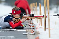 RUMYANTSEVA Ekaterina, RUS, Short Distance Biathlon, 2015 IPC Nordic and Biathlon World Cup Finals, Surnadal, Norway
