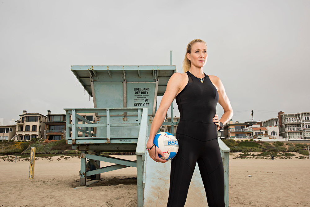 Kerri Walsh Jennings is one of the power brokers in beach volleyball, standing up for player's rights with a recent break from the AVP and the formation of a new league.