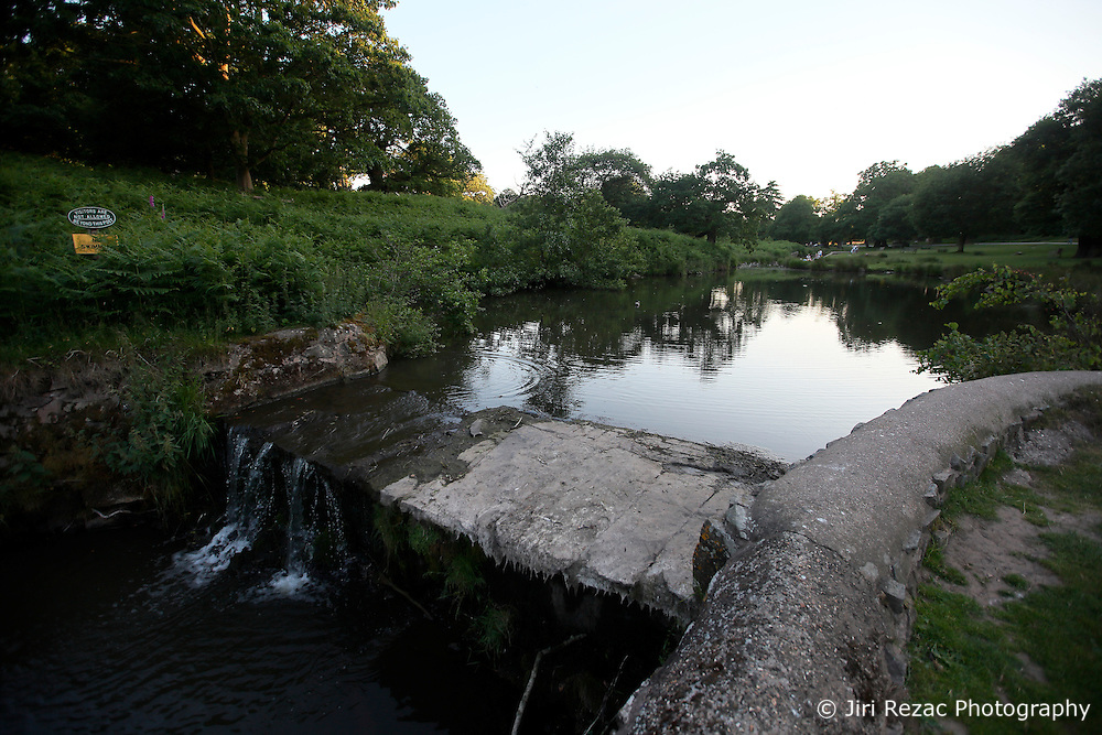 UK ENGLAND LEICESTERSHIRE NEWTOWN LINFORD 30JUN15 - The river Soar at Bradgate Park in Leicestershire.<br /> <br /> jre/Photo by Jiri Rezac / WWF UK<br /> <br /> © Jiri Rezac 2015