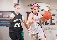 OC Women's BBall vs USAO - 2/16/2012