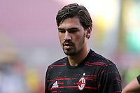 Milano - 21.08.16 - Serie A 1a giornata  -  MILAN-TORINO   - nella foto: Alessio Romagnoli  - Milan