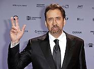Dusseldorf - Nicolas Cage Attends The German Sustainability Award 2016 - 25 Nov 2016