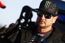 March 2, 2018 - Las Vegas, Nevada, United States of America - March 02, 2018 - Las Vegas, Nevada, USA: Kurt Busch (41) hangs out on pit road before qualifying for the Pennzoil 400 at Las Vegas Motor Speedway in Las Vegas, Nevada. (Credit Image: © Chris Owens Asp Inc/ASP via ZUMA Wire)