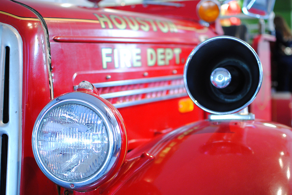 The Houston Fire Fighter Museum captures the History and acclaim of a very brave group of people.