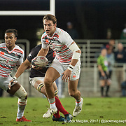 England play Chile in the third place match of the Silicon Valley Sevens in San Jose, California. November 4, 2017. <br /> <br /> By Jack Megaw.<br /> <br /> <br /> <br /> www.jackmegaw.com<br /> <br /> jack@jackmegaw.com<br /> @jackmegawphoto<br /> [US] +1 610.764.3094<br /> [UK] +44 07481 764811