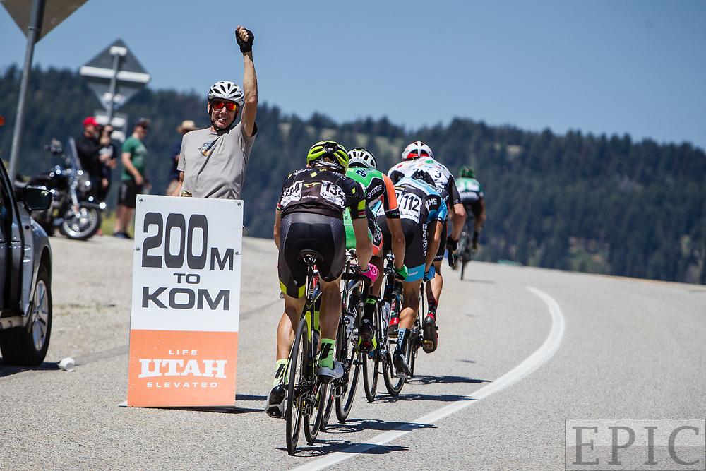 Cycling: Larry H. Miller Tour of Utah 2017 / Stage 1<br /> <br /> Logan - Logan (213.3km) / TOU / Utah  <br /> &copy; Jonathan Devich