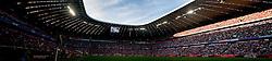 11.09.2010, Allianz Arena, München, GER, 1. FBL, FC Bayern München vs Werder Bremen, im Bild Panorama der Allianz Arena in München, EXPA Pictures © 2010, PhotoCredit: EXPA/ J. Feichter