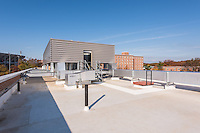 Exterior image of Cambridge Hall Dormatory at University of Maryland College Park by Jeffrey Sauers of Commercial Photographics, Architectural Photo Artistry in Washington DC, Virginia to Florida and PA to New England