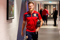 Tomas Kalas of Bristol City arrives at Ashton Gate Stadium prior to kick off - Mandatory by-line: Ryan Hiscott/JMP - 09/04/2019 - FOOTBALL - Ashton Gate Stadium - Bristol, England - Bristol City v West Bromwich Albion - Sky Bet Championship