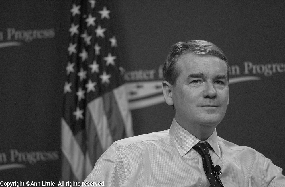 Sen. Michael Bennett, (D) CO