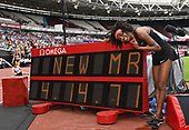 Jul 22, 2018-Track and Field-London Anniversary Games