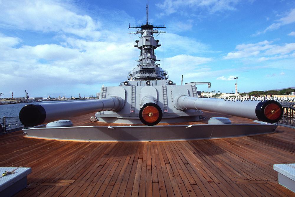 USS Missouri, Pearl Harbor, Oahu, Hawaii<br />