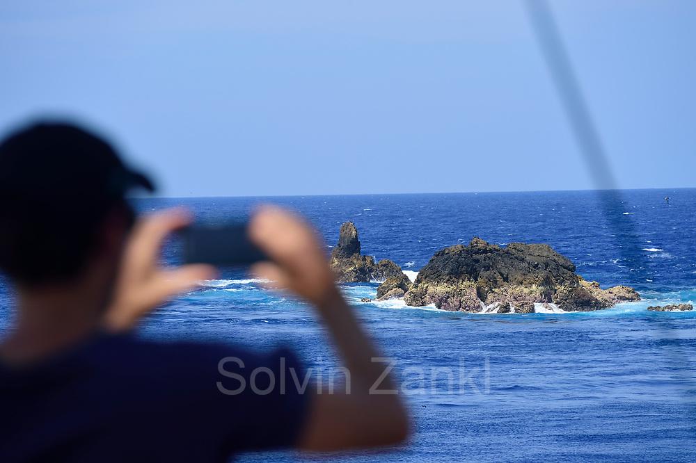 Central equatorial Atlantic Ocean, Saint Peter and Saint Paul Archipelago, Brazil #STP17 [first published through bioGraphic, a program of the California Academy of Sciences] |