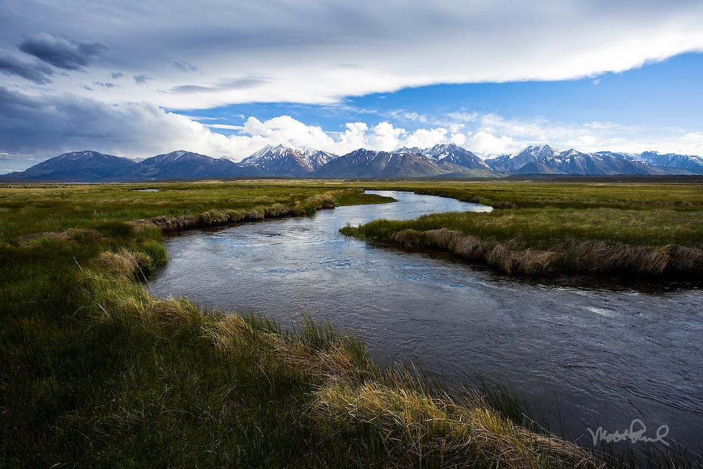 Eastern Sierra Landscape