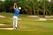 Ben Crane during the final round of the World Golf Championship Cadillac Championship on the TPC Blue Monster Course at Doral Golf Resort And Spa on March 11, 2012 in Doral, Fla. ..©2012 Scott A. Miller.