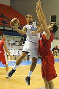 DESCRIZIONE : Cipro European Basketball Tour Italia Polonia Italy Poland<br /> GIOCATORE : Daniel Hackett<br /> CATEGORIA : Tiro<br /> SQUADRA : Nazionale Italia Uomini <br /> EVENTO : European Basketball Tour <br /> GARA : Italia Polonia <br /> DATA : 07/08/2011 <br /> SPORT : Pallacanestro <br /> AUTORE : Agenzia Ciamillo-Castoria/GiulioCiamillo<br /> Galleria : Fip Nazionali 2011 <br /> Fotonotizia :  Cipro European Basketball Tour Italia Polonia Italy Poland<br /> Predefinita :