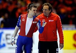 24-02-2008 SCHAATSEN: FINALE ISU WORLD CUP: HEERENVEEN<br /> Mark Tuitert en Jac Orie<br /> ©2008-WWW.FOTOHOOGENDOORN.NL