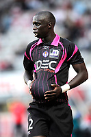 FOOTBALL - FRENCH CHAMPIONSHIP 2010/2011 - L1 - AS NANCY v TOULOUSE FC - 28/08/2010 - PHOTO GUILLAUME RAMON / DPPI - CHEIK MBENGUE (TOULOUSE)