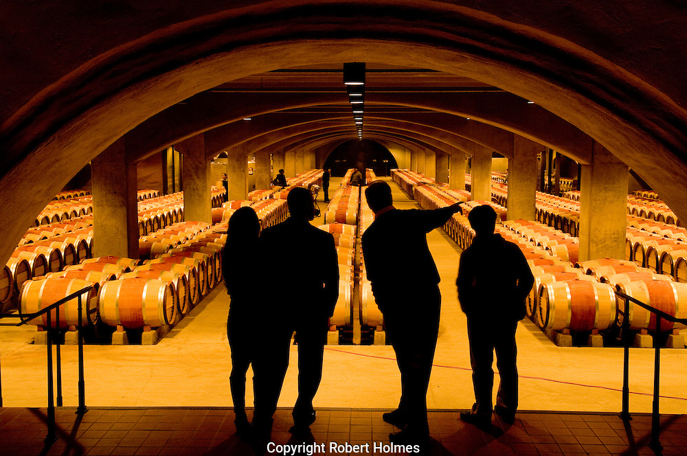 Robert Mondavi Winery, Oakville, Napa Valley, California