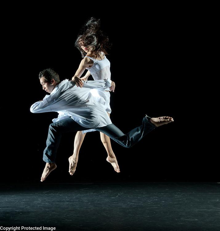 Virginia Gimeno Folgado & Samuel Delvaux, Tanzhaus Wasserwerk, Zurich