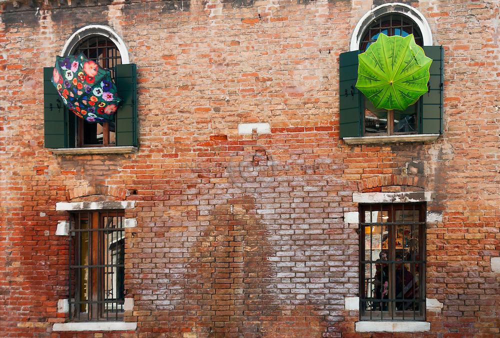Venice merchant store, Italy.