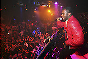 LAS VEGAS, NV - MAY 25:  Singer Jason Derulo performs at The Bank Nightclub at the Bellagio on May 25, 2012 in Las Vegas, Nevada.  (Photo by Jeff Bottari/WireImage)