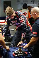 Max Verstappen (NLD) Scuderia Toro Rosso STR9 Test Driver.<br /> Japanese Grand Prix, Thursday 2nd October 2014. Suzuka, Japan.