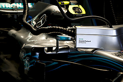 September 29, 2018 - Sochi, Russia - Motorsports: FIA Formula One World Championship 2018, Grand Prix of Russia, .Technical detail, Mercedes AMG Petronas Motorsport  (Credit Image: © Hoch Zwei via ZUMA Wire)