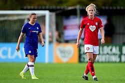 Jasmine Matthews of Bristol City - Mandatory by-line: Ryan Hiscott/JMP - 29/09/2019 - FOOTBALL - SGS College Stoke Gifford Stadium - Bristol, England - Bristol City Women v Chelsea Women - FA Women's Super League
