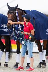 Thiemann Carmen, GER, Horseware Hale Bob <br /> European Championship Eventing<br /> Luhmuhlen 2019<br /> © Hippo Foto - Stefan Lafrentz<br /> 01/09/2019