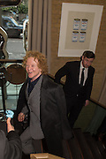 MICK HUCKNALL, Spectator Life - 3rd birthday party. Belgraves Hotel, 20 Chesham Place, London, SW1X 8HQ, 31 March 2015