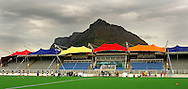 General View of Hartleyvale Stadium during the BDO Women's Champions Challenge 1 held at the Hartleyvale Stadium in Cape Town, South Africa on the 11 October 2009 ..Photo by RG/www.sportzpics.net.+27 21 (0) 21 785 6814