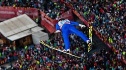 30.12.2018, Schattenbergschanze, Oberstdorf, GER, FIS Weltcup Skisprung, Vierschanzentournee, Oberstdorf, Probesprung, im Bild Killian Peier (SUI) // Killian Peier of Switzerland during his Trial Jump for the Four Hills Tournament of FIS Ski Jumping World Cup at the Schattenbergschanze in Oberstdorf, Germany on 2018/12/30. EXPA Pictures © 2018, PhotoCredit: EXPA/ Peter Rinderer