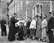 Ordinations at Maynooth College.23/06/1957