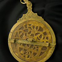 Old astrolabe<br />