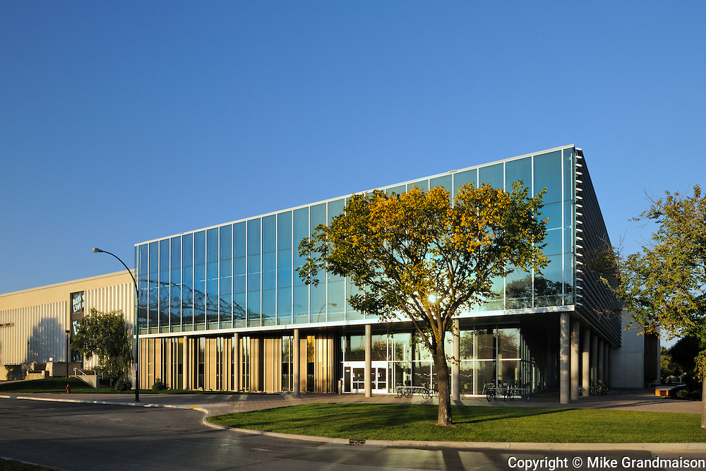 Active Living Centre - University of Manitoba<br /> Winnipeg<br /> Manitoba<br /> Canada