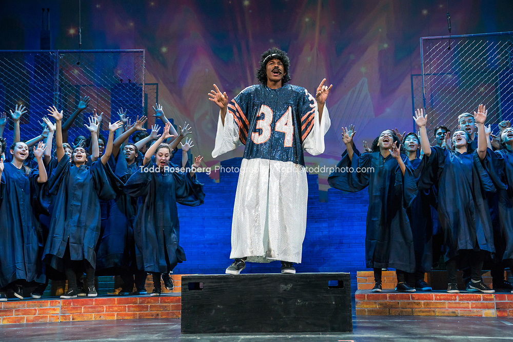 3/8/18 8:18:20 PM -- Chicago, IL, USA<br /> <br /> Chicago Children's Choir Dress rehearsal of &quot;Long Way Home.&quot;<br /> <br /> &copy; Todd Rosenberg Photography 2018