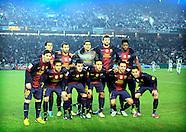 Barcelona versus Cordoba 12.12.12
