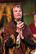 """The Bas Bleu Theatre Company rehearses its production of """"Juno and the Paycock,"""" April 1, 2015."""
