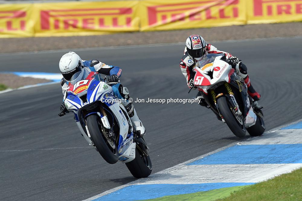 #10 Josh Elliott Morello Racing Kawasaki Pirelli National Superstock 1000