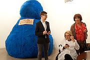 LISSON GALLERY, , Opening of Miami Art Basel 2011, Miami Beach. 30 November 2011.